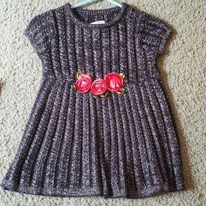 Black baby girl dress